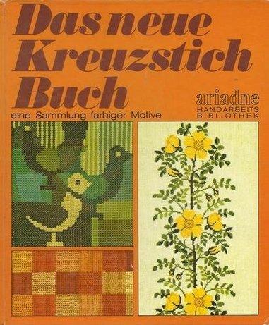 Das neue Kreuzstich-Buch