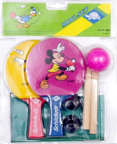 Schildkröt Disney Mini - Set tenis mesa jugadores