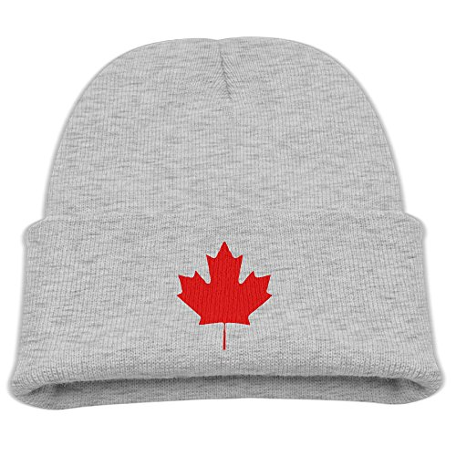 Kanada Ahornblatt Flagge Kanada Winter Gap für Infant -  grau -