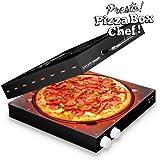 Appetitissime B1565195 - Horno eléctrico para pizza