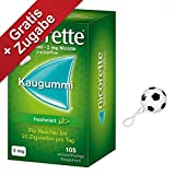 Nicorette 2 mg freshmint Kaugummi, 105 St.