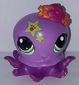 Littlest PetShop - A0212 - Poupée et Mini-Poupée - Pieuvre #2715