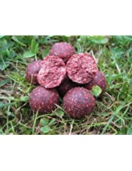 MULBERRY & AJO + ROBIN RED 1Kg Boilies 20mm
