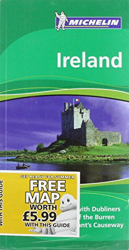 Ireland Green Guide par (Broché - May 1, 2010)