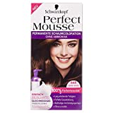 Schwarzkopf Perfect Mousse permanente Farbe Stufe 3, 668 Haselnuss