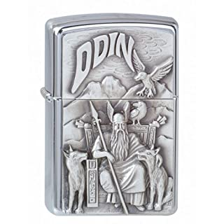 Zippo 1300097 Nr. 200 Viking Odin Emblem
