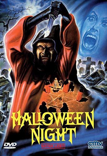 Halloween Night - Satan lebt - Uncut - - Halloween Dvds