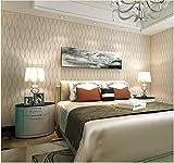 Yosot 3D Relief Streifen Vliestapeten Modernes Wohnzimmer Fernseher Sofa Hintergrundbild Gelb