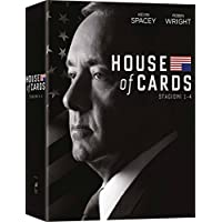 House of Cards: Stagioni 1-4