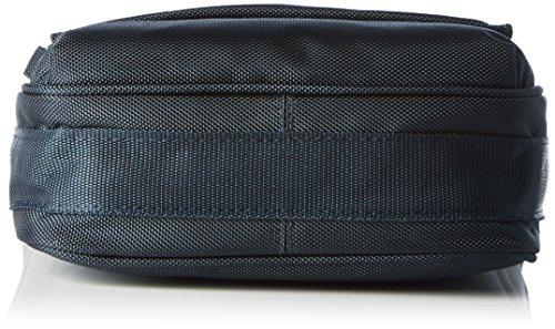Picard Damen Hitec Umhängetasche, 11x27x23 cm Blau (Navy)