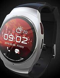 UO Wearables reloj inteligente, llamadas manos libres/control de medios/Control de Mensajes/Control de la cámara para android y iOS
