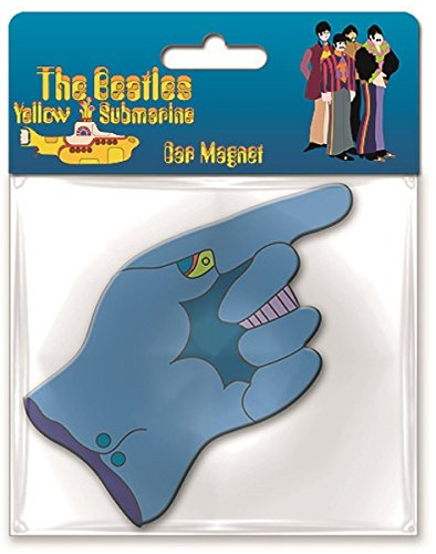 yellow-submarine-the-flying-glove-car-magnet-import-anglais