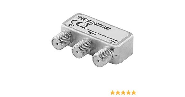 Digital Satellite Switch Selector For Satellite Elektronik