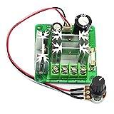 Gutes Produkt LDT-WG0111 PWM DC Motordrehzahlregler - Grün (15A / 6 ~ 90V)