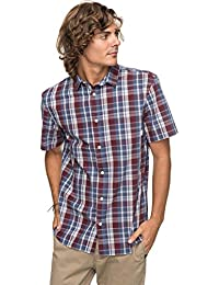 Quiksilver Everyday Check - Short Sleeve Shirt For Men EQYWT03658