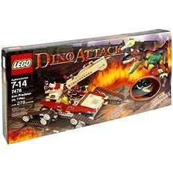 LEGO Dino Attack Iron Predator vs. T-Rex by LEGO