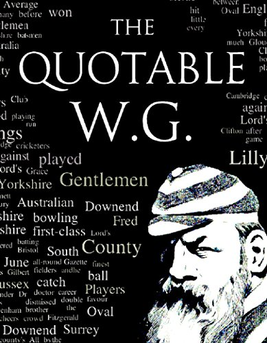 The Quotable W.G. (English Edition)