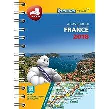 Mini Atlas France Michelin 2018