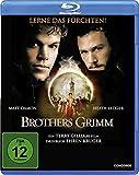 Brothers Grimm [Blu-ray] - Heath Ledger, Matt Damon, Lena Headey, Peter Stormare, Monica Bellucci