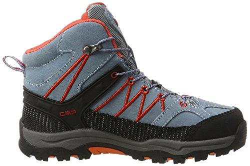 CMP Unisex-Erwachsene Rigel Trekking-& Wanderschuhe Grau (Acciaio)