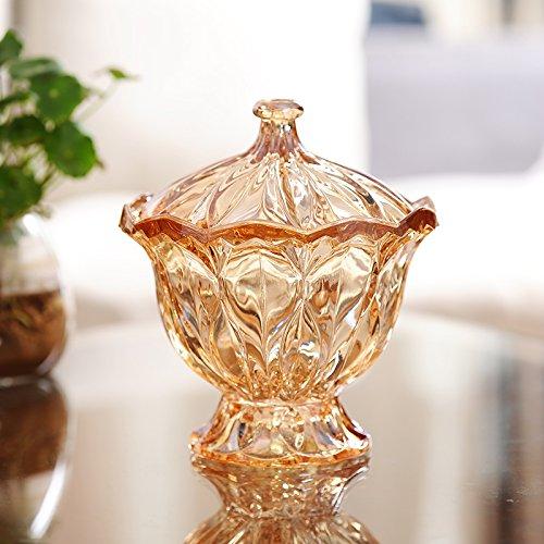 Ceniceroparahogar/oficina,Cristal ceniceros,adornos decorativos,Go
