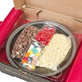 "7"" Make your Own Chocolate Pizza - Perfect for Parties, Presents, Gifts and other Occasions"