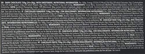 Zoom IMG-3 prozis zero dark chocolate pacco