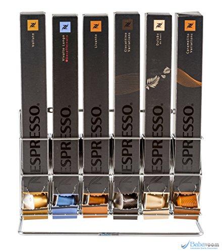 5300659864745 ean porte capsules nespresso poser ou fixer au upc lookup - Support dosettes nespresso ...