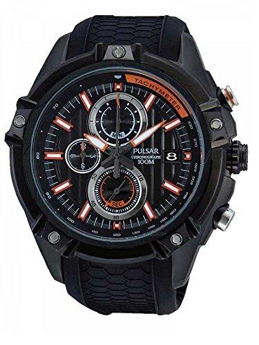 Pulsar PV6007X1 - Reloj para Hombres Color Negro