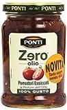 Ponti - Zero Olio, Pomodori Essiccati, 300 g