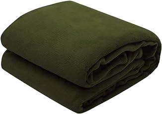 ExportHub Premium Multi Color Polar Single Bed Fleece Blanket