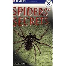 Spiders' Secrets (DK READERS)