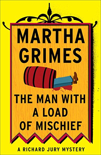 The Man with a Load of Mischief (Richard Jury Mysteries Book 1) (English Edition) - Knowledge Award