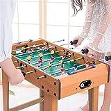 Tischkicker Tischfussball Foosball Table, 27 in. Kicker Fußball Tisch Spielfeld Sport Wettbewerb, Enthält 2 Fußbälle