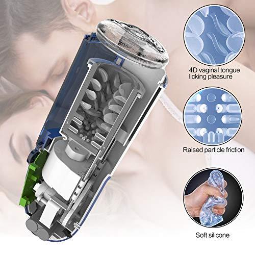 Zoom IMG-3 vibrazione elettronica del massaggiatore automatico
