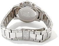 Invicta 6620 - Reloj de cuarzo para hombre, con correa de acero inoxidable, color plateado/plateado de Invicta