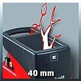 Einhell Elektro Leisehäcksler GC-RS 2540 (2000 W, max. 40 mm Aststärke, inkl. Gartenabfallsack) für Einhell Elektro Leisehäcksler GC-RS 2540 (2000 W, max. 40 mm Aststärke, inkl. Gartenabfallsack)