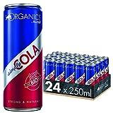 ORGANICS by RED BULL Simply Cola BIO 250 ml (cartone da 24)