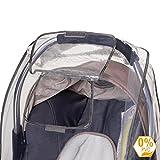 DIAGO Komfort Regenschutz Babyschale - 3