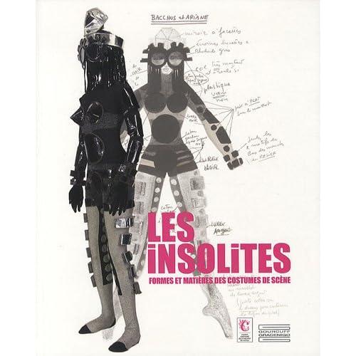Les insolites, formes et matières des costumes de scène