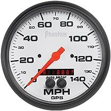 Auto Meter 5881 5in Phantom GPS Speedo w/Rally-Nav Display