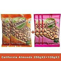 Chinoo California Almonds 800g