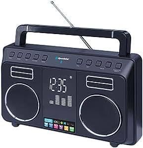 Roadstar TRA-800BT Radio/Radio-réveil MP3