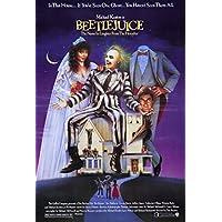 Beetlejuice Movie Poster (68.58 x 101.60 cm)