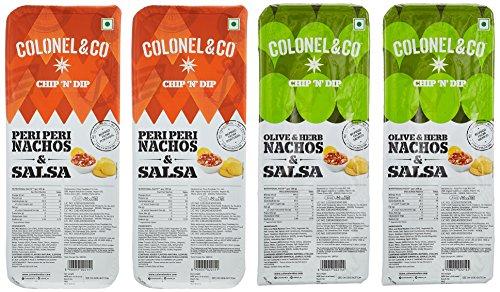 Colonel & Co Nacho 'n' Salsa Peri Peri and Olive...