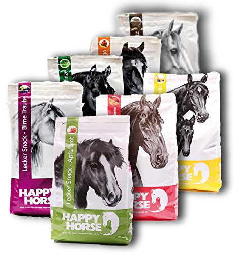 (Happy Horse Lecker Snack Happy Box No. 1-7 x 1 kg)