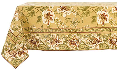 Blanc Mariclo Nappe Camelia Collection 160 x 280