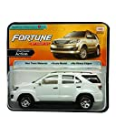 Centy Toys Fortune Off Roader SUV - White. Scale Model Car. Very Popular SUV Offroader Model. Pull Back Action. Excellent Toy for Kids. Excellent Piece for Car Lovers. Highly Detailed. Specifications or Colour May Vary From Illustration. For Ages 3 a...