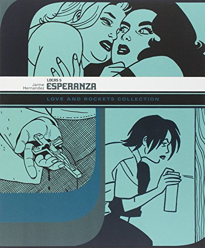 Download Esperanza. Love and rockets collection. Locas: 5