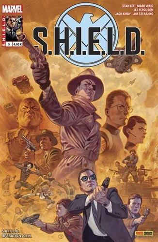 Nick Fury, agent du S.H.I.E.L.D., Tome 5 :
